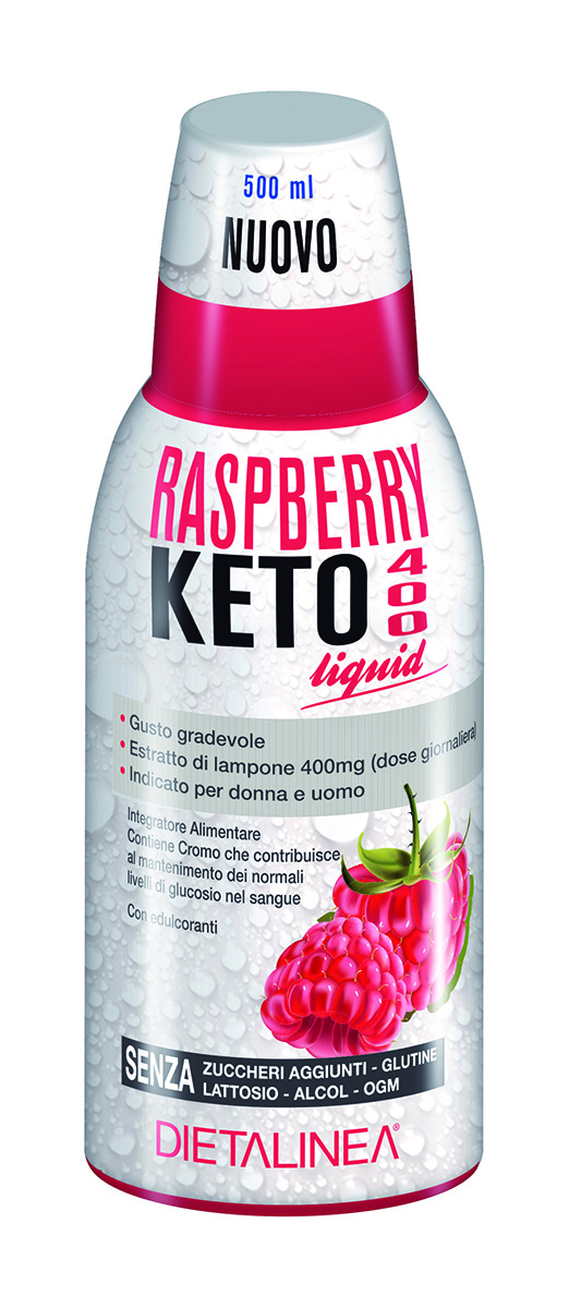 Rasperry Keto 400 Liquid