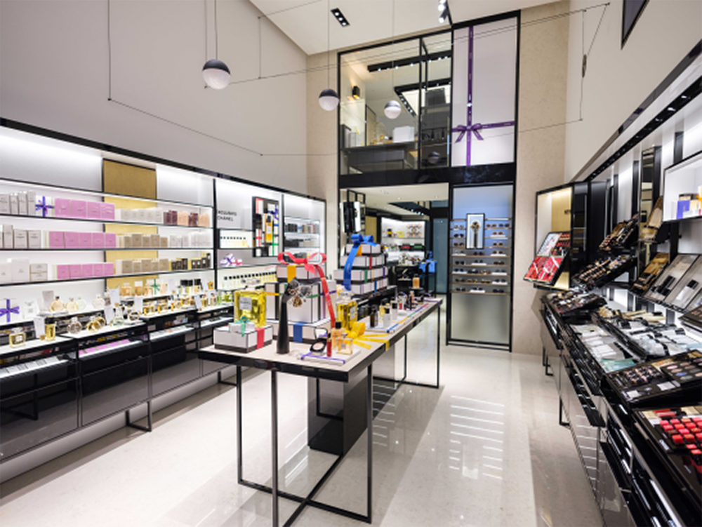 CHANEL FRAGRANCE & BEAUTY BOUTIQUE