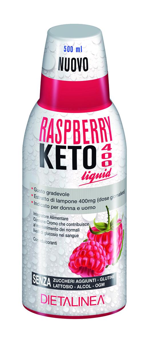 Rasperry Keto 400 Liquid